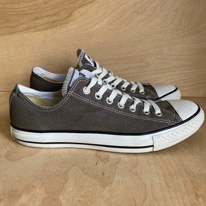 Converse Chuck Taylor All Star Low Gray Sneakers